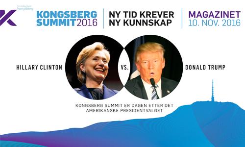 Kongsberg Summit 2016