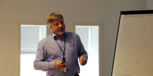 Kongsberg Protech Systems, Geir Morten Rud