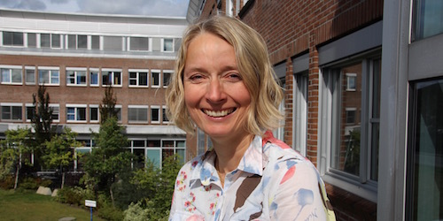 Kristin Falk NISE. Foto: Per Skøien
