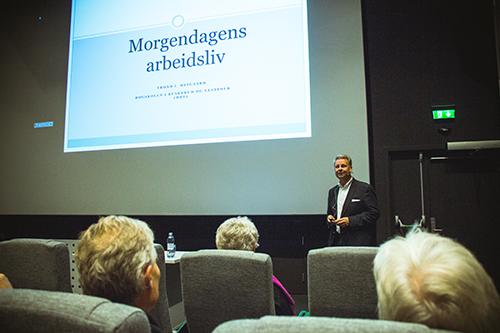 Foredrag i Oksen tittel