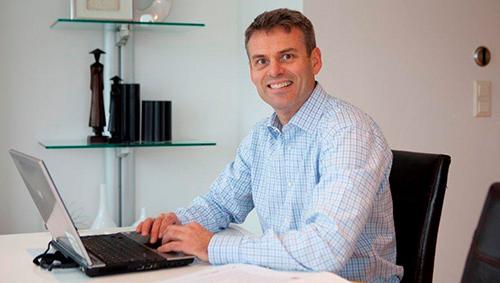 Rune Thoresen er ny administrerende direktør i FMC Kongsberg Subsea AS. Foto: FMC Technologies.
