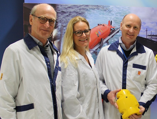 Kompetanseprogram, et samarbeid mellom Innovasjon Norge, NCE Systems Engineering og Kongsberg Maritime. Foto: NCE SE