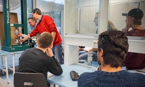Komposittstudie HBV og Fagskolen Tinius Olsen