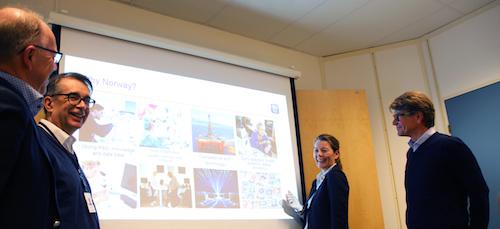 Oslo Medtech og NCE SE samarbeider