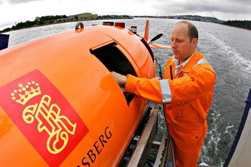 Kongsberggruppen inngår i NCE Systems Engineerings partnerskap. Foto: Bjørn-Owe Holmberg