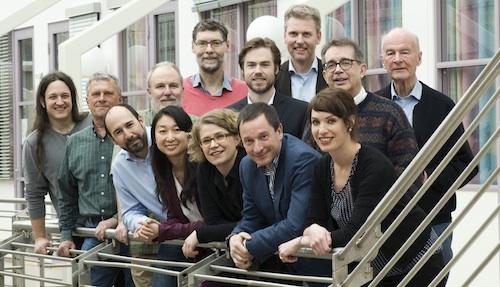 NISE-team. Foto: Irene Lislien