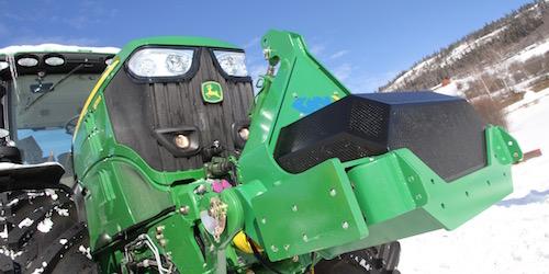 Tractor Retarder er utviklet av Semcon Devotek og GKN Land Systems. Foto: Espen Syljuåsen