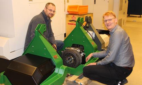 Tractor Retarder er utviklet av Semcon Devotek og GKN Land Systems