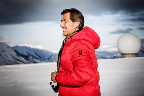 Walter Qvam. Foto: Kongsberg Gruppen