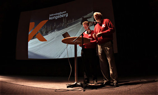 Premiere Kongsbergfilmen. Foto: Bj&#248;rn-Owe Holmberg
