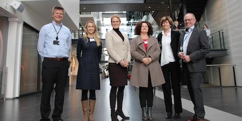 Olje- og energidepartementet i Kongsberg NCE Systems Engineering